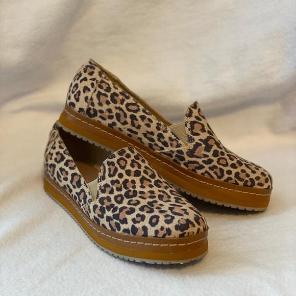 Toms Shoes | Toms Desert Tan Leopard